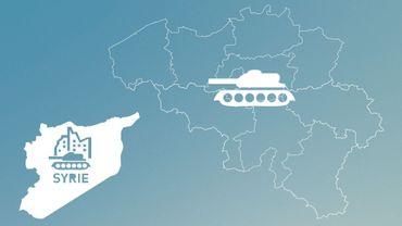 Que se serait-il passé si le conflit syrien avait eu lieu en Belgique ?