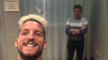 """Dries Mertens : """"Imiter Maradona ? Avec le VAR, je ne peux plus marquer de la main…"""""""