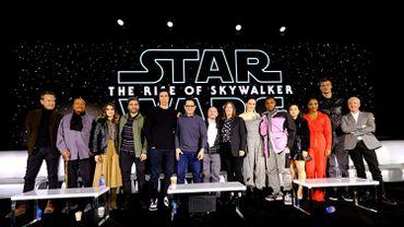 Star Wars : the rise of skywalker est le dernier opus de la saga.