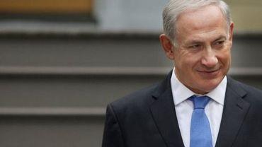 Le Premier ministre israélien Benjamin Netanyahu, le 9 octobre 2012 à Jérusalem