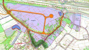 Liege-Airport: 36 hectares de plus pour le zoning des Cahottes
