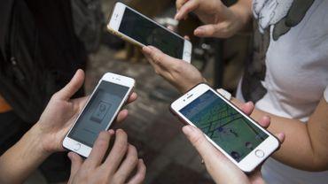 Les jeux de vos smartphones vous espionnent !
