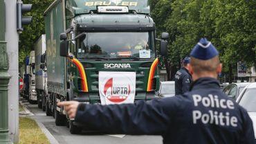 Les fédérations de transporteurs en désaccord sur la suite du mouvement