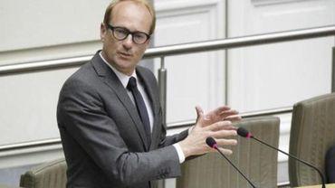 Ben Weyts fait dans la nuance à propos du financement de l'achèvement du RER