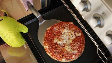 Pizza surgelée (image d'illustration)