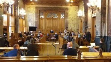Le conseil communal de Schaerbeek s'est réuni ce mercredi