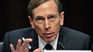L'ancien patron de la CIA David Petraeus, le 31 janvier 2012 à Washington