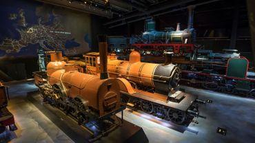 Que faire ce week-end : Un visite de Train World ou du Centre Belge de la Bande Dessinée