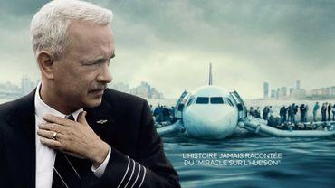 Sully avec Tom Hanks