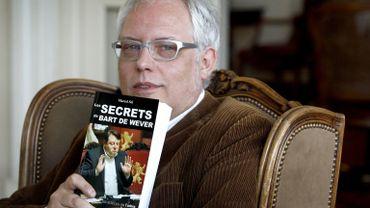 Marcel Sel, lors de la présentation de son livre