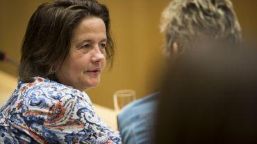 J. de Groote (cdH) redevient présidente du parlement francophone bruxellois