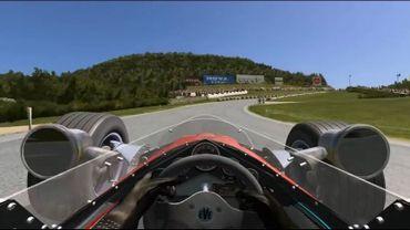 La piste de Spa-Francorchamps comme si vous étiez en 1968