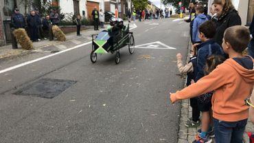 Mont-Saint-Guibert: la troisième course de caisses à savon apporte de la bonne humeur