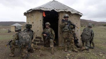 Actuellement, près de 7200 soldats américains se trouvent dans des dizaines de pays africains (ici au Sénégal).