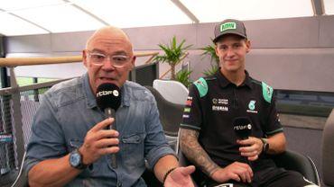 Fabio Quartararo, le rookie sans complexe, grande promesse du Moto GP français