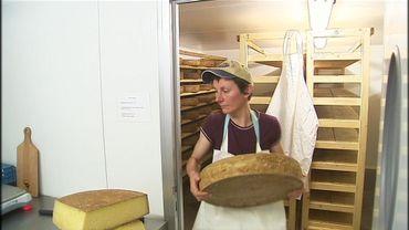 Les Saveurs de chez nous : Le fromage Sarté