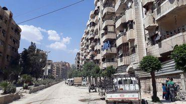 Conflit en Syrie: l'armée annonce la reprise totale de l'enclave rebelle dans la Ghouta