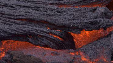 Un incroyable timelapse des coulées de lave sur le volcan de Hawaïen