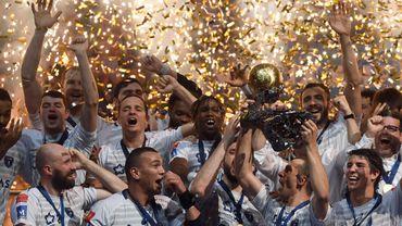 Montpellier champion d'Europe de handball pour la 2ème fois en battant Nantes