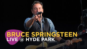Tempo: Bruce Springsteen: London Calling – Live In Hyde Park