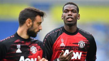 Manchester United a exercé une clause lui permettant de prolonger le contrat de Paul Pogba d'une année et le milieu de terrain français est lié aux Red Devils jusqu'en 2022
