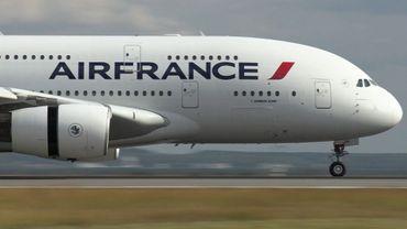 Le groupe Air France veut supprimer plus de 7500 postes d'ici fin2022