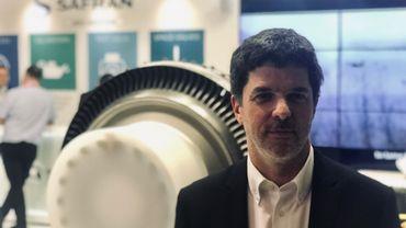 François Lepot, directeur général de Safran Aero Booster