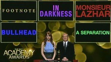 Rundskop, nominé pour les Oscars.