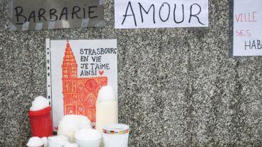 Fusillade à Strasbourg: deux suspects en garde à vue, soupçonnés d'être liés à la fourniture du revolver