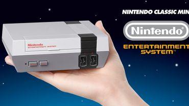 La NES Classic Mini sera officiellement de retour cet été