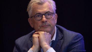 Le ministre bruxellois du Bien-être animal, Bernard Clerfayt (DéFI)
