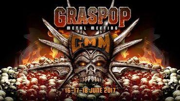 Le Graspop dévoile son affiche