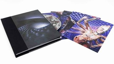 Tool Sort La Version Cd Livre De Fear Inoculum