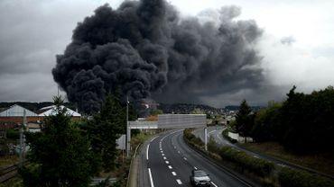 Incendie de Rouen: quelles mesures ont été prises en Wallonie?