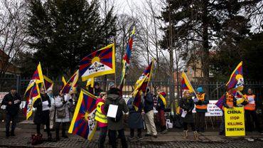 À Genève, plus de 3500 Tibétains en exil ont commémoré le soulèvement de 1959 à Lhassa