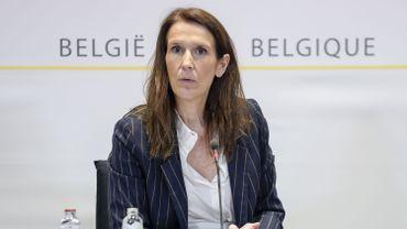 """Sophie Wilmès répond à la lettre ouverte de deux chirurgiens: """"Nous travaillons sans relâche"""""""