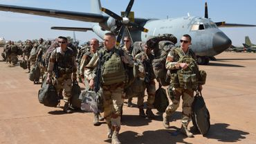 Mali: la Belgique veut que l'action militaire devienne vite internationale