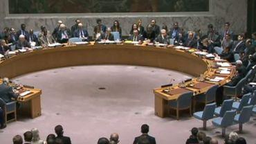 Syrie: débat tendu à l'ONU, paralysée par la Russie