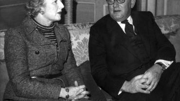 """Décès de Margaret Thatcher: nombreux hommages dans le monde à la """"Dame de fer"""""""
