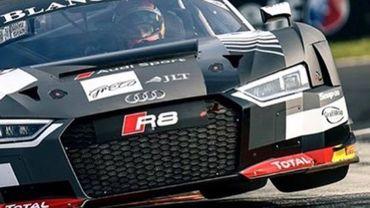 Podium pour Dries Vanthoor dans la course 1 au Nürburgring
