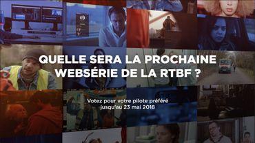 Quelle sera la prochaine websérie de la RTBF ?