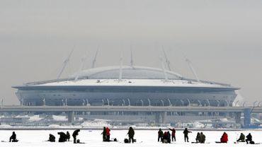 Le 'Zenit Arena'