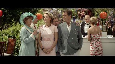 """Bon gré mal gré, les anciens époux Richard et Kate Jones devront coopérer dans """"Love Punch"""""""