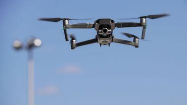 Le nombre d'incidents avec des drones dans l'espace aérien belge a doublé en un an