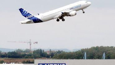 L'A320 est partiellement produit en Belgique par la Sonaca, Asco, BMT Aerospace et Techspace Aero.