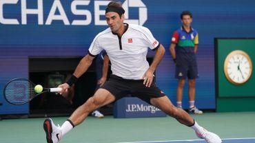 Roger Federer aisément en 8es de finale en attendant Goffin ou Carreno Busta