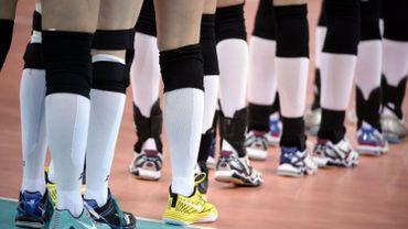 Les Yellow Tigers perdent face à la Chine en Ligue des Nations de volley