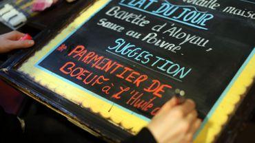 En Belgique, les restaurateurs ne devront mentionner la présence d'allergènes qu'oralement