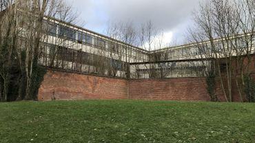 L'ancien centre du Forem, à Cointe
