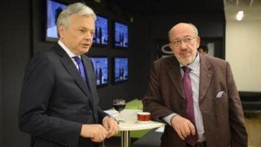Premier ministre ou commissaire MR, mais pas d'impasse sur les deux, dit Louis Michel